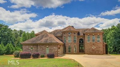 Loganville Single Family Home For Sale: 4469 Grady Smith Rd