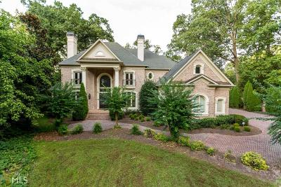 Atlanta Single Family Home Under Contract: 500 Tara Trl
