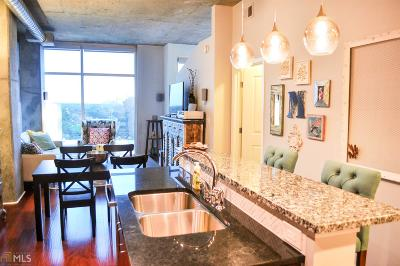 Eclipse Condo/Townhouse Under Contract: 250 Pharr Rd #511