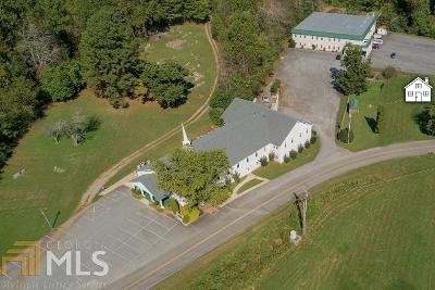 Towns County Commercial For Sale: 423 Scataway Rd