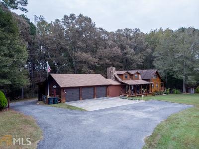 Rockdale County Single Family Home For Sale: 3011 Miller Bottom Rd