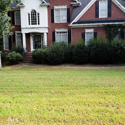 Conyers Single Family Home For Sale: 1818 Thornhill Pass