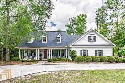 Haddock, Milledgeville, Sparta Single Family Home For Sale: 102 NE Waters Edge Dr