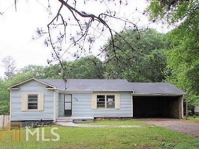 Lagrange GA Single Family Home For Sale: $64,900