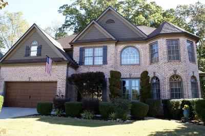 Dacula Single Family Home Contingent With Kickout: 2715 Daniel Park Run #150