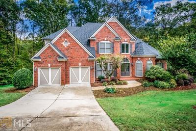 Alpharetta Single Family Home For Sale: 3515 Hamby Oaks Dr