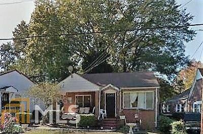 Washington Park Single Family Home Under Contract: 986 NW Washington Heights Ter