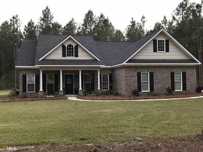 Statesboro Single Family Home For Sale: 7150 Banks Dairy Rd