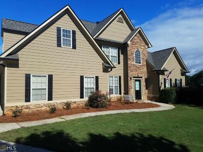 Winder Single Family Home For Sale: 109 Gann Ct