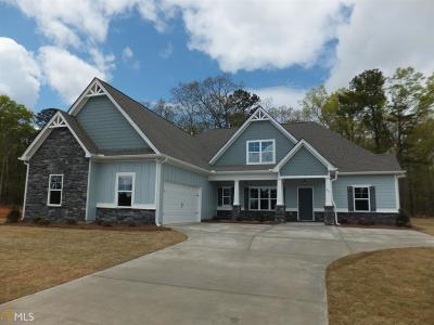 Senoia Single Family Home Under Contract: Wet Stone Rd #lot 210