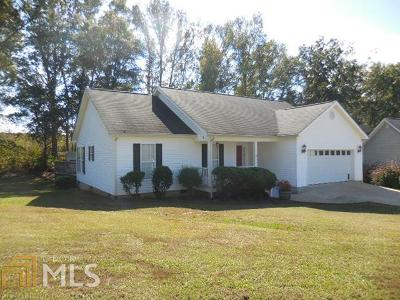 Elbert County, Franklin County, Hart County Single Family Home For Sale: 159 Summit Ln #lot 8 &a
