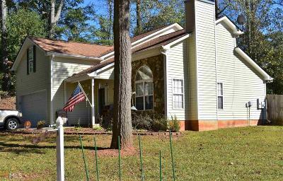 Winder Single Family Home For Sale: 610 Rosebud Ln