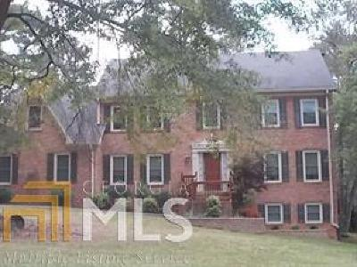 Lilburn Single Family Home For Sale: 5047 SW Sumter Ln