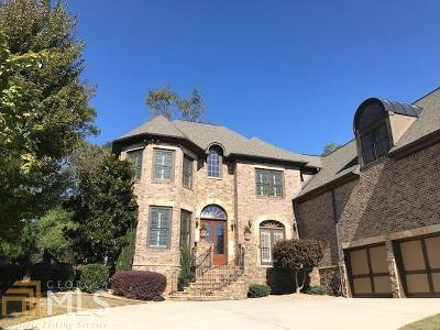 Roswell Single Family Home For Sale: 1006 Westcroft Ln