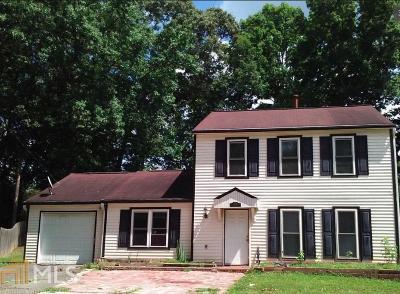 Stone Mountain Single Family Home Under Contract: 4595 Garden Hills
