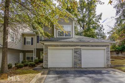 Fayetteville Condo/Townhouse Under Contract: 56 Bay Branch Blvd