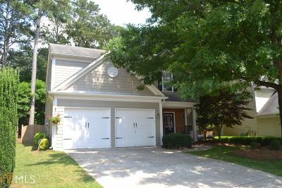 Roswell Single Family Home Under Contract: 7020 Foxberry Ln