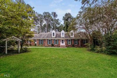 Fayetteville Single Family Home For Sale: 115 White Rd