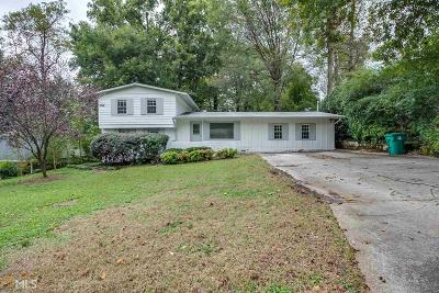 Smyrna Single Family Home For Sale: 1705 Mohawk Pl