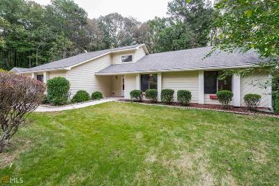 Peachtree City Single Family Home For Sale: 309 Sandown Dr
