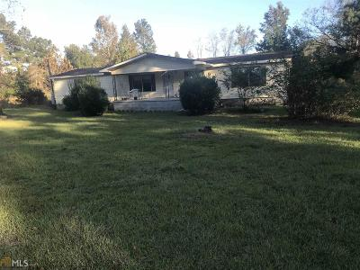 Brooklet Single Family Home For Sale: 1536 Venson Rd