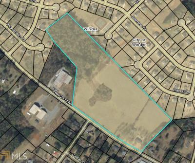 Winder Residential Lots & Land Under Contract: 305 NW Highway 211