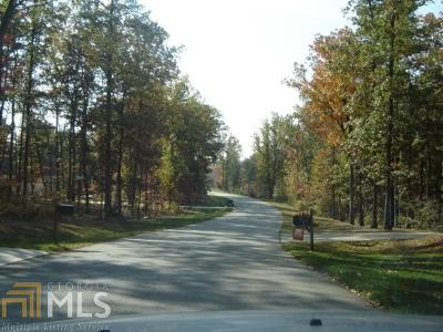 Dawsonville Residential Lots & Land For Sale: Fern Park Dr #Lot 28