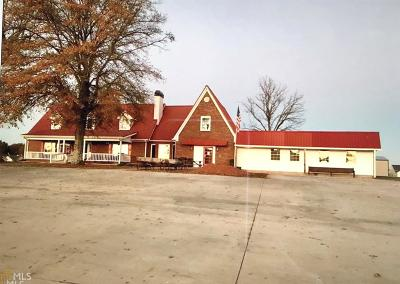 Franklin County Single Family Home For Sale: 160 Highway 320