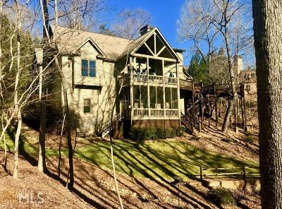 Dahlonega Single Family Home For Sale: 144 Stamp Mill Dr #134