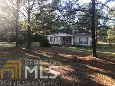 Brooklet Single Family Home For Sale: 1595 Venson Rd