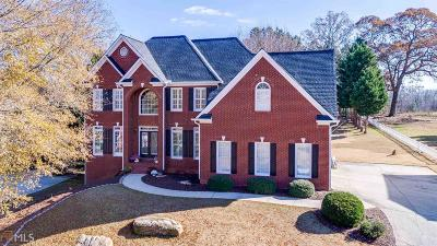 Barrow County, Forsyth County, Gwinnett County, Hall County, Newton County, Walton County Single Family Home Under Contract: 4570 Brighton Lake Dr