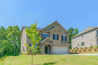 Acworth Single Family Home For Sale: 198 Hickory Point Dr