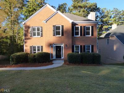 Kennesaw Single Family Home Back On Market: 2011 Cobblewood