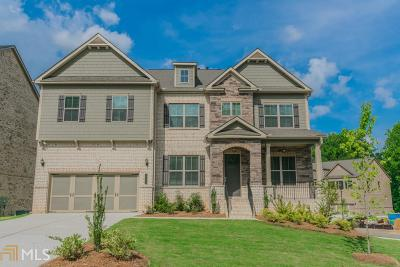 Buford Single Family Home Under Contract: 4611 Point Rock Dr