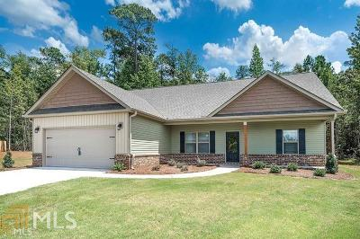 Butts County Single Family Home Under Contract: 526 Cotton Dr #49