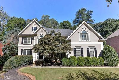 Alpharetta Single Family Home For Sale: 5215 Deerlake Dr