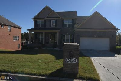 Stone Mountain Single Family Home For Sale: 6595 Norcliffe