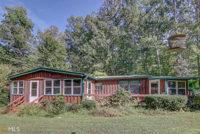 Butts County, Jasper County, Newton County Single Family Home For Sale: 327 Wendy Hill Rd