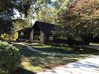 Peachtree City Single Family Home For Sale: 307 Pinegate Rd