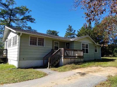 Barnesville Single Family Home For Sale: 479 Yatesville Rd