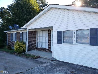 Clayton County Single Family Home For Sale: 162 Upper Riverdale Rd