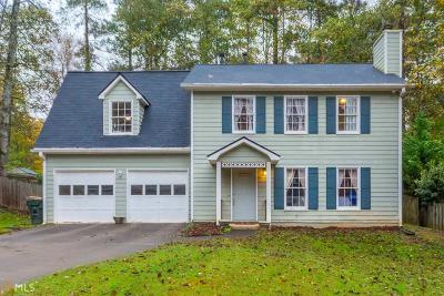 Sugar Hill Single Family Home For Sale: 5051 Sugar Creek Dr