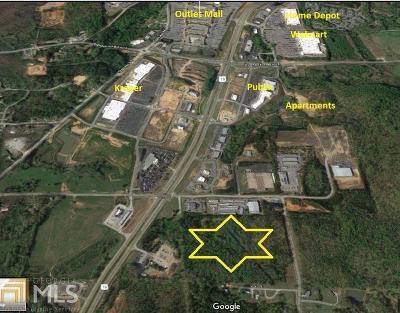 Dawsonville Commercial For Sale: 605 Whitmire Dr