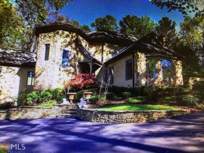 Roswell Rental For Rent: 11795 King Rd