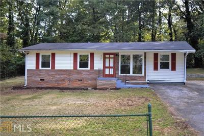 Smyrna Single Family Home For Sale: 2743 Mildred Pl