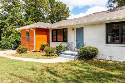 Decatur Single Family Home For Sale: 2100 Second Ave