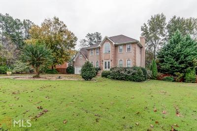 Kennesaw Single Family Home For Sale: 4292 Country Garden Walk