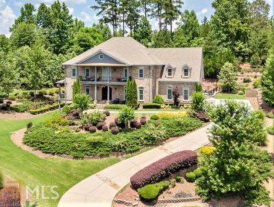 Alpharetta Single Family Home For Sale: 15810 Manor Trce