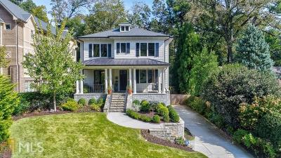 Morningside Single Family Home Under Contract: 1285 Middlesex Ave