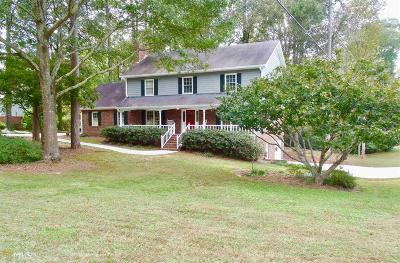 Lithia Springs Single Family Home Under Contract: 571 Heritage